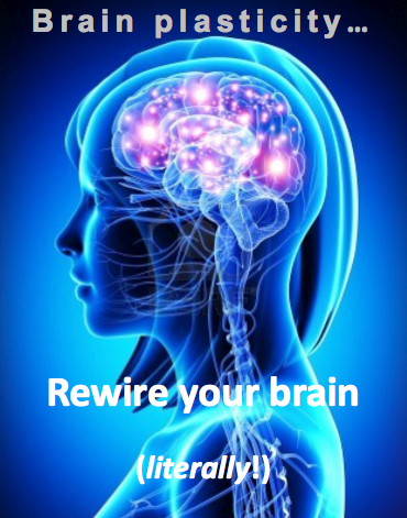 Brain plasticity – you can actually rewire your brain with CBT ...