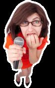 publicspeakinganxietywoman