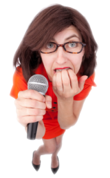 Using CBT to deal with public speaking anxiety…