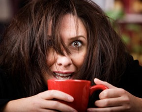 Is coffee giving you anxiety? (2/3)