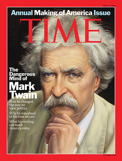A CBT look at the provocative genius of Mark Twain in quotes: (1/6)