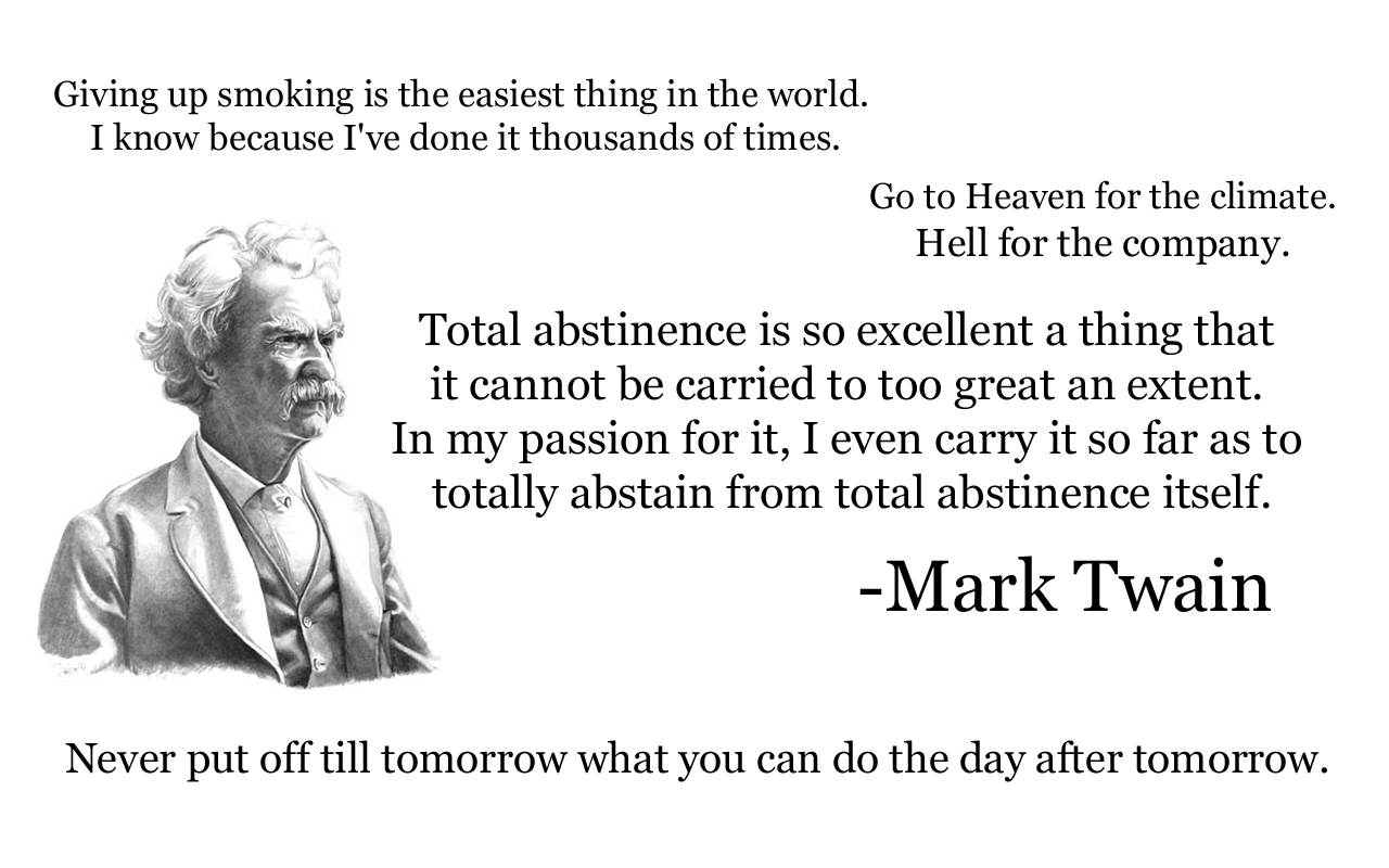 A CBT Look At The Provocative Genius Of Mark Twain In
