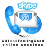 Book online Li CBT sessions – one-to-one guided self help Skype or Facetime with homework