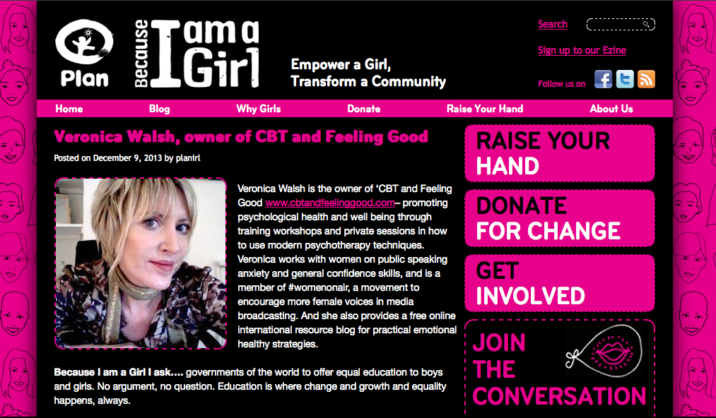 Guest Blog For Plan Irelands Because I Am A Girl -1194