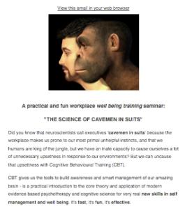 cavemannewsletter