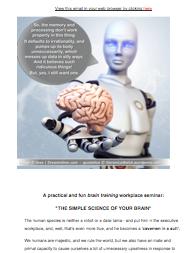 BrainSkillsSeminar