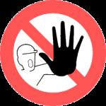 handnosign