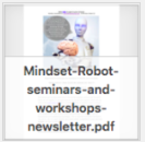 Mindset Robot newsletter thumbnail
